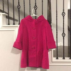 Kate Spade Cherie Coat (Carlyle, Snapdragon)